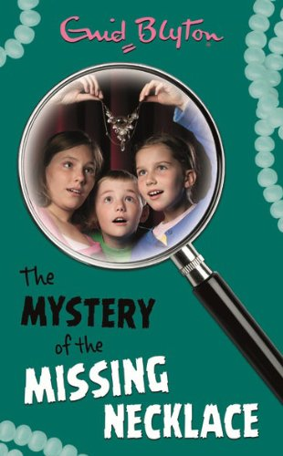 The Mystery of the Missing Necklace (Mysteries)