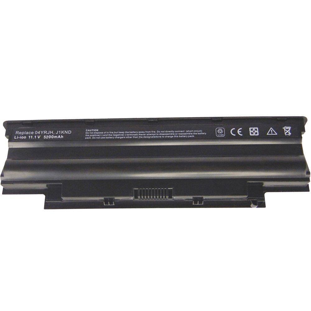 Battery for Dell Inspiron 13R 14R 15R 17R N5010 N5110 N5030 M5030 N4010  N3010 N7110 J1KND 11 1V 5200mah