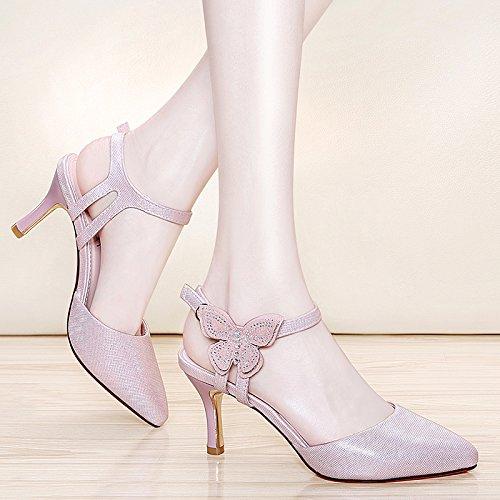 HUAIHAIZ Damen High Heels Heels Heels Pumps High Heels Schuhe Sandalen Abend Schuhe fc4475