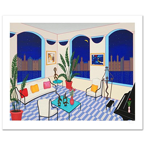 Picasso Primitive Art - Interior With Primitive Art