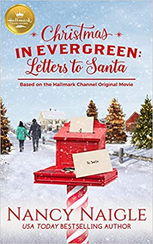 Christmas In Evergreen.Amazon Com Christmas In Evergreen Letters To Santa Based