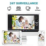 1080P WiFi Home Security IP Camera Smart Wireless
