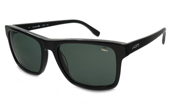 08547e079a1 Lacoste Sonnenbrille L780S 001 (53 mm) schwarz  Amazon.de  Bekleidung