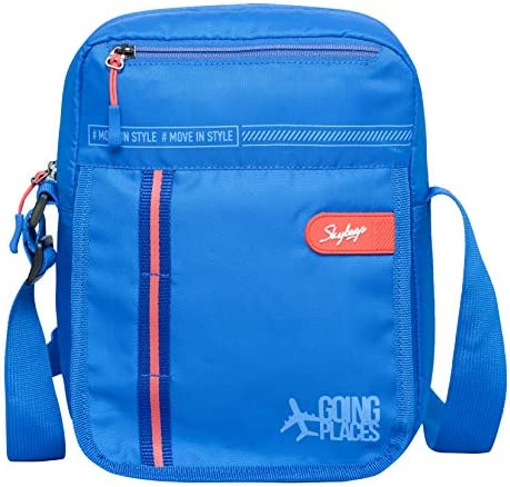 Skybags Courier Excursion Bag (Blue)