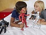 DC Justice League True-Moves Series Cyborg Figure, 12