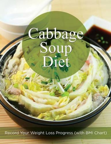Cabbage Soup Diet: Record Your Weight Loss Progress (with BMI -