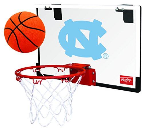 NCAA North Carolina Tar Heels 00673092111NCAA Game On Polycarbonate Hoop Set (All Team Options), Blue, Youth