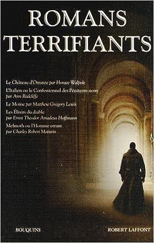 Livre ROMANS TERRIFIANTS - NE pdf