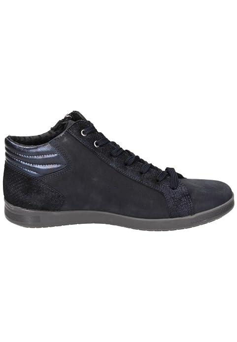 Comfortabel Damen Stiefel schwarz, 961588-1, Gr 37
