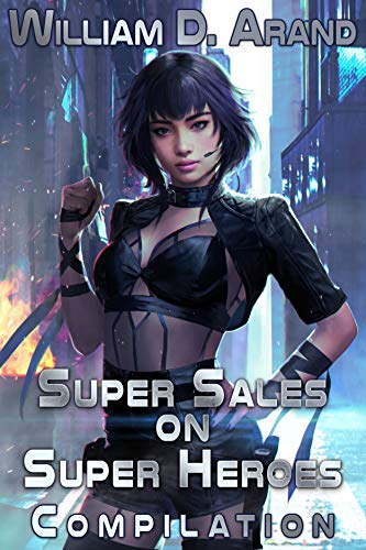 Super Sales on Super Heroes: Compilation: Rise and Fall (Books 1-3) (Kindle On Sale Covers)