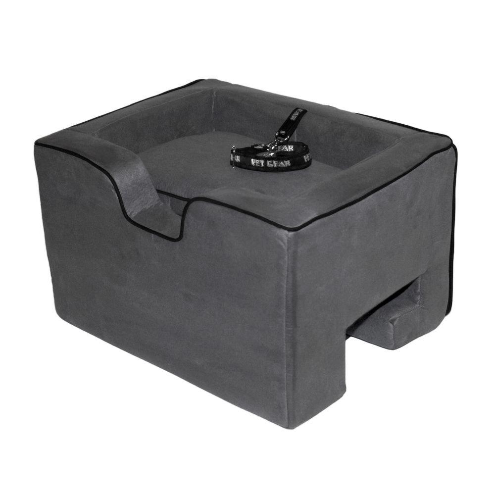 pet gear booster autositz f r hunde und katzen f r tiere bis 7 5 kg mittlere gr e g nstig. Black Bedroom Furniture Sets. Home Design Ideas