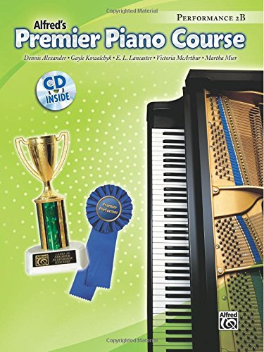 Premier Piano Course Performance, Bk 2B: Book & CD ebook