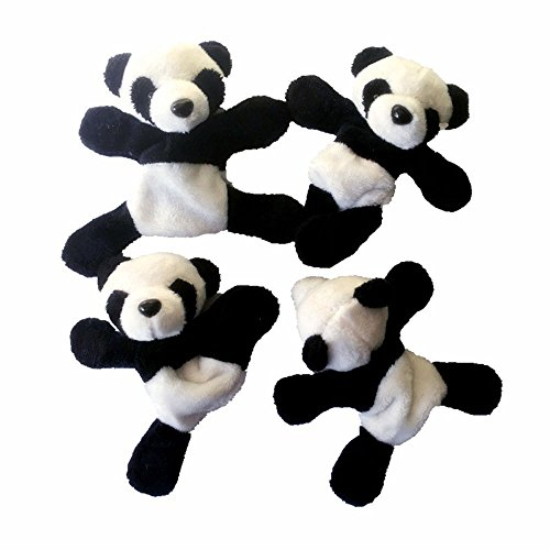 Fridge Magnets,Crytech Cute 3D Panda Doll Climbing On The Refrigerator Magnetic Sticker Decor Decorative for House Home Office Use Souvenir Birthday Gift for Women Girls (Panda)