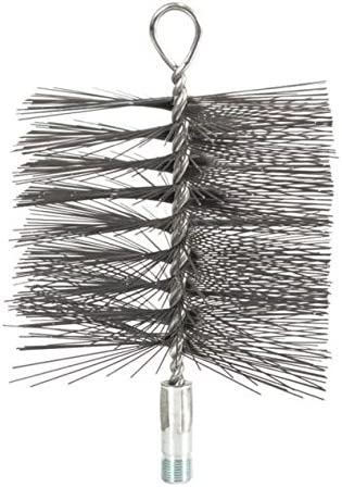 Imperial Br0332 Square Chimney Cleaning Brush 10 X 10 Inches Wire Bristle Trim Household Bristle Paintbrushes Amazon Com