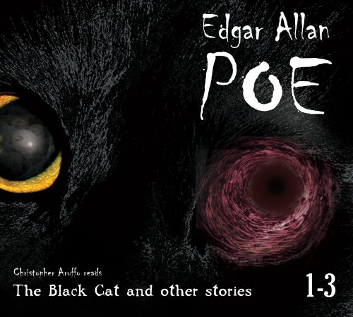 Edgar Allan Poe Audiobook Collection 1-3: The Black Cat and Other ...