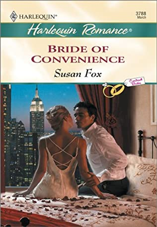 book cover of Bride of Convenience
