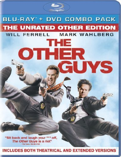 The Other Guys (Two-Disc Unrated Other Edition Blu-ray/DVD Combo) by Sony Pictures