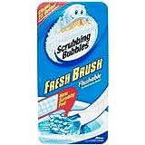 SC Johnson Scrubbing Bubbles Fresh Brush Starter Kit
