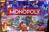 Disney Theme Park Edition Monopoly Game Castle NEW