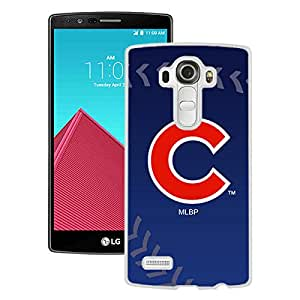 Chicago Cubs White Fantastic Style Design LG G4 Case