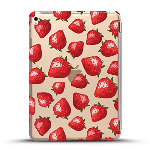 iPad Air 2 case , Come with Pink detachable smart cover f...