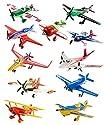 Disney Planes Mattel Diecast Plane Collection  11-Pack マテル ディズニープレーンズ ダイキャスト11機セット