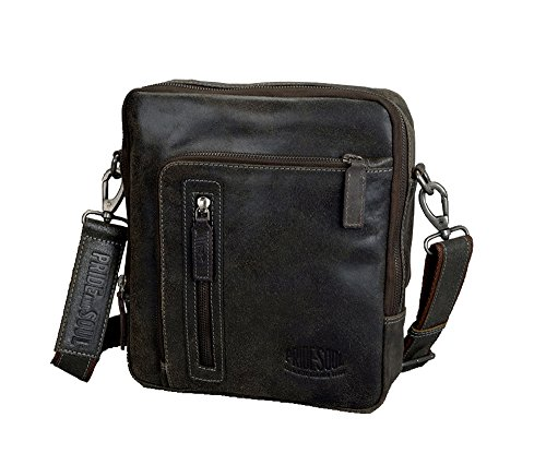 Pride and Soul Borsa Messenger, marrone (Marrone) - 10100570