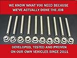 Ford 6.8 Liter V10 Stainless Exhaust Manifold