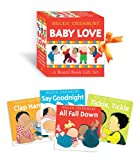 img - for Baby Love: A Board Book Gift Set/All Fall Down; Clap Hands; Say Goodnight; Tickle, Tickle book / textbook / text book