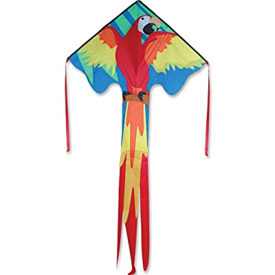Premier Kites Large Easy Flyer - Macaw: Sports & Outdoors