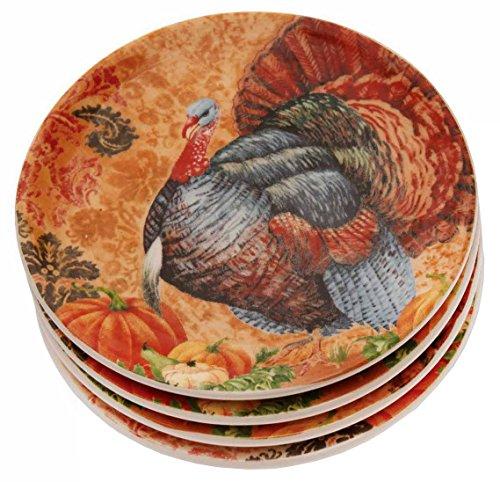 thanksgiving deviled egg plate - 7