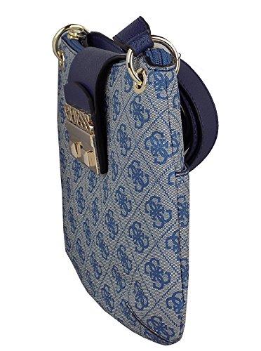 Guess Blue Mujer 02700 Handbag Hwsg71 xqqw1YAR