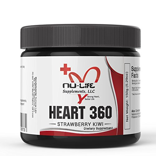 HEART 360 L Arginine • L Citrulline • Coq10 • Helps Support Heart Health • Balance Blood Pressure • Build Muscle and Improve Tone • 30 Day Supply