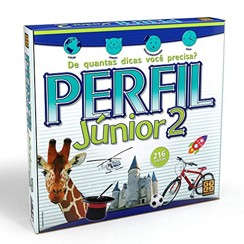 Jogo Perfil Junior 2 Grow