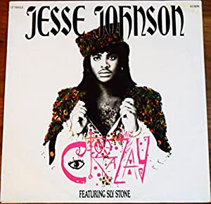 Jesse Johnson - Crazay (Remix)