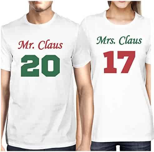 5acdaed487 365 Printing Couples Matching Outfits Funny Graphic T-Shirts For Married  Couples