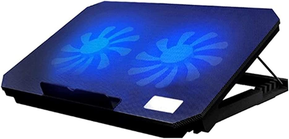 WXL Notebook Radiator Base Bracket Pad Ventilador de Escape ...