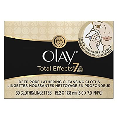 Olay Total Effects Revitalizing Foaming Cleanser
