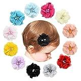 Girls Chiffon Flowers - Best Reviews Guide