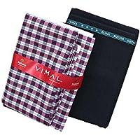 Only Vimal Shirt Trouser Rishlon Gift Set (Smooth Salvage)