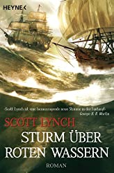 Sturm über roten Wassern: Band 2 - Roman (Locke Lamora) (German Edition)