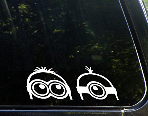 Cut Decal Bumper Sticker For WIndows, Cars, Trucks, Etc.