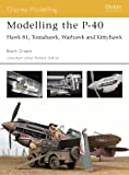 Modelling the P-40: Hawk 81, Tomahawk, Warhawk and Kittyhawk (Osprey Modelling)