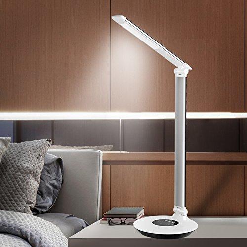 Da tavolo a led lampada touch dimming Wuji leggere di apprendimento degli studenti eye-luce interruttore a sfioramento