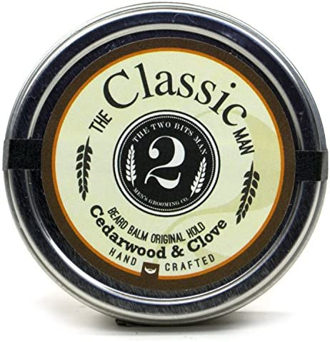 Classic Man Beard Balm Cedarwood