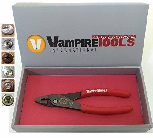 VAMPLIERS. World's Best Made Pliers! 7