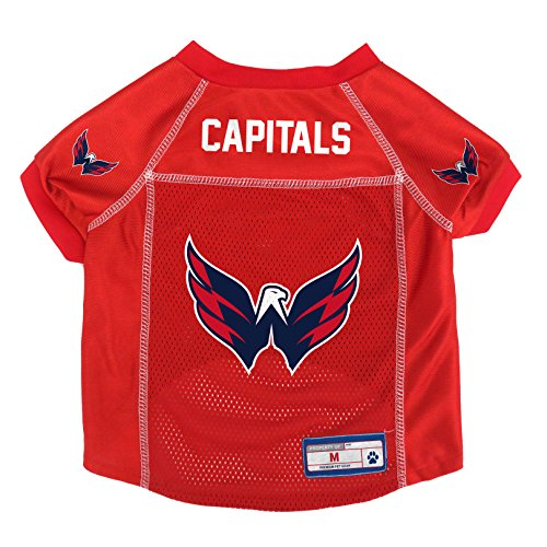 NHL Washington Capitals Pet Jersey, Medium