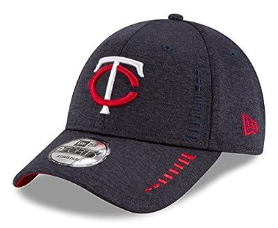 New Era Minnesota Twins 9Forty MLB Shadow Speed Performance Adjustable Hat