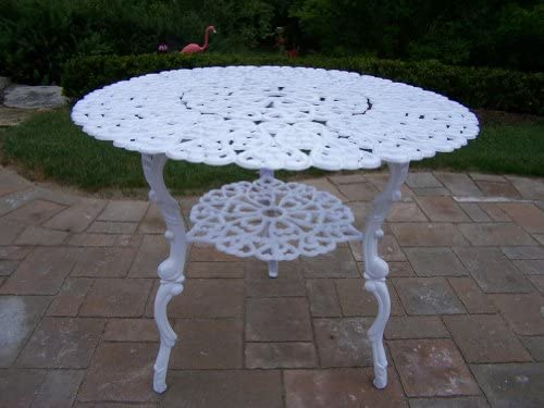 Oakland Living Scroll Bistro Table