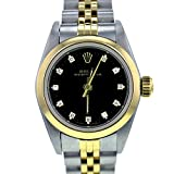 Rolex Oyster Perpetual swiss-automatic womens Watch 67183 (Certified Pre-owned)